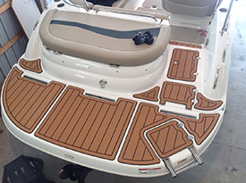 Hurrican Sundeck 202 with AquaTraction